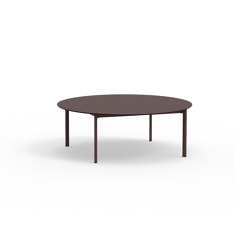 Bare table basse ronde | Tables basses | Expormim