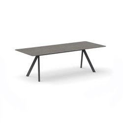 Atrivm outdoor Table rectangulaire | Tables de repas | Expormim