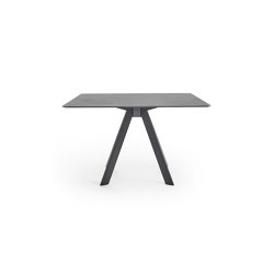 Atrivm outdoor Table carrée | Tables de repas | Expormim