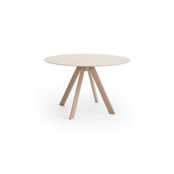 Atrivm outdoor Table ronde | Tables de repas | Expormim