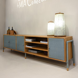 Flamingo Buffet - rope | Sideboards | MARY&