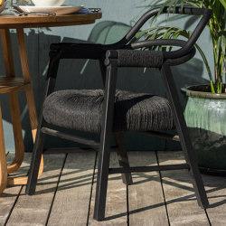 Float Armchair - rattan | Stühle | MARY&
