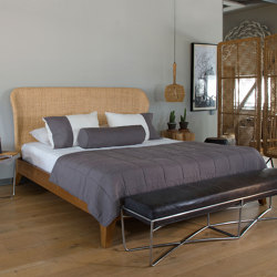 Hug Bed - natural | Letti | MARY&
