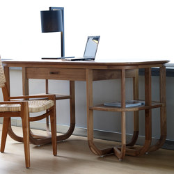 Milano Cage Desk | Desks | MARY&