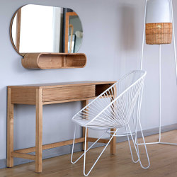 Milano Desk Mirror | Coiffeuses | MARY&
