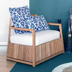Minerva Petit Lounge Chair | Sessel | MARY&