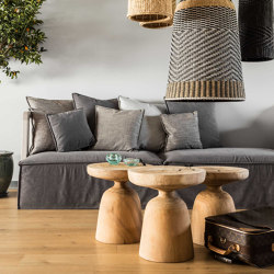 Mr Gray Sofa - teak   Sofas   MARY&