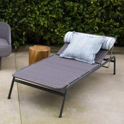 Rain Daybed - rope/aluminium | Lettini giardino | MARY&