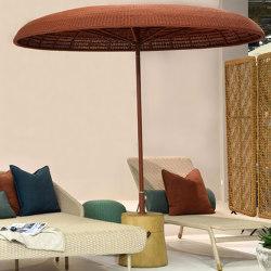Rain Umbrella - rattan | Sonnenschirme | MARY&