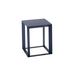 Frame 1 Metallo | Side tables | MEMEDESIGN