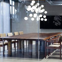 10th Joint Dining Table | Tavoli pranzo | Exteta