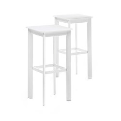 System Bar Stool | Taburetes de bar | Varaschin