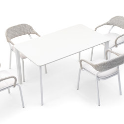 System Fixed Table | Esstische | Varaschin