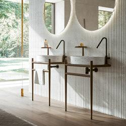 Bathroom project | Copenaghen | Wash basins | Itlas