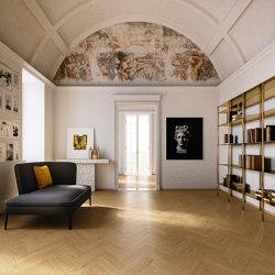 Chevron floor Oak Natura | Wood flooring | Itlas