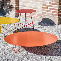 Ermione 3 Outdoor | Tables basses | MEMEDESIGN
