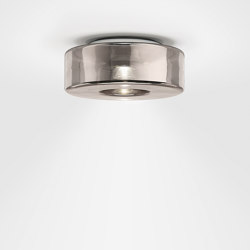 CURLING Ceiling | shade glass new silver | Plafonniers | serien.lighting