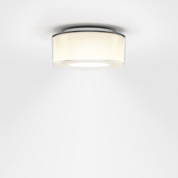 CURLING Ceiling | shade acrylic glass, reflector cylindrical opal | Ceiling lights | serien.lighting