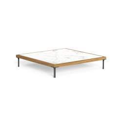 Cleo Teak | Coffee table 100x100 | Tables basses | Talenti