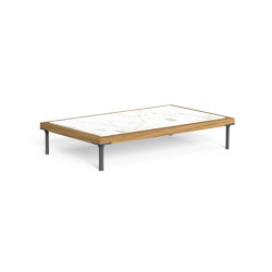 Cleo Teak | Coffee table 60x100 | Mesas de centro | Talenti