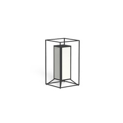 Cleo Teak | Lantern | Outdoor recessed floor lights | Talenti