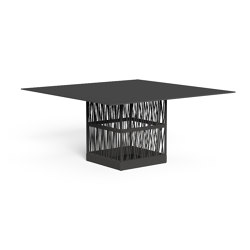 Cliff | Dining table 150x150 | Tables de repas | Talenti