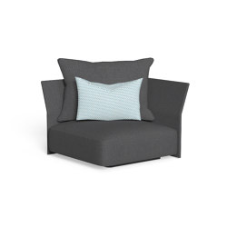 Cliff | Sofa corner backrest fabric | Fauteuils | Talenti