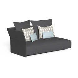 Cliff | Sofa dx backrest fabric | Sofas | Talenti