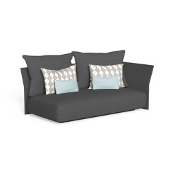Cliff | Sofa sx backrest fabric | Sofas | Talenti