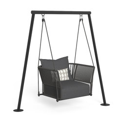 Cliff | Swing chair | Balancelles | Talenti