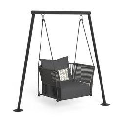 Cliff | Swing chair | Schaukeln | Talenti