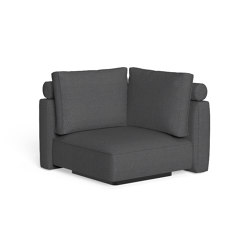 Cliff Dèco | Sofa corner backrest fabric | Fauteuils | Talenti