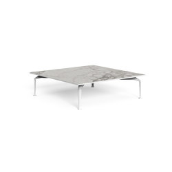 Cruise Alu | Coffee table 120x120 | Tables basses | Talenti