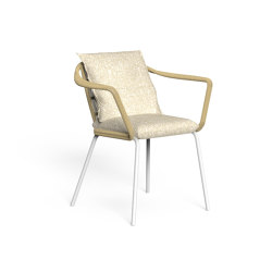 Cruise Alu | Dining armchair | Chairs | Talenti
