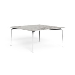 Cruise Alu | Dining table 150x150 | Tables de repas | Talenti