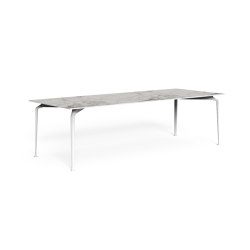 Cruise Alu | Dining table 250x100 | Tables de repas | Talenti