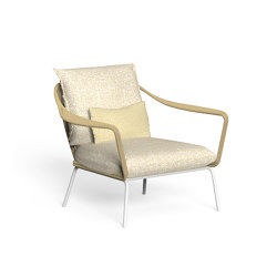 Cruise Alu | Living armchair | Armchairs | Talenti