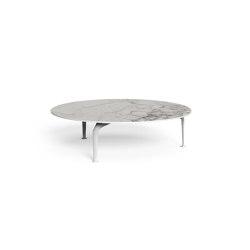 Cruise Alu | Round coffee table D 120 | Tables basses | Talenti