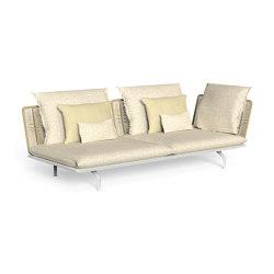 Cruise Alu | Sofa corner sx | Canapés | Talenti