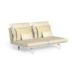 Cruise Alu | Sofa cx 2 seater | Canapés | Talenti