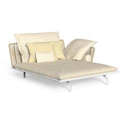 Cruise Alu | Sofa lounge xl sx | Dormeuse | Talenti