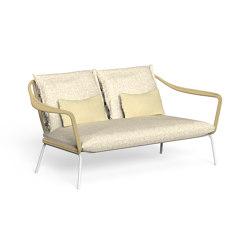 Cruise Alu | Sofa love seat | Canapés | Talenti