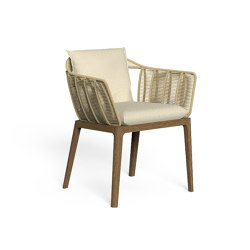 Cruise Teak | Dining chair | Sillas | Talenti