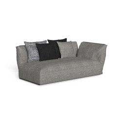 Scacco | Sofa corner sx | Canapés | Talenti