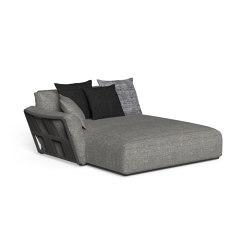 Scacco | Sofa lounge xl dx | Elementos asientos modulares | Talenti