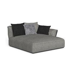 Scacco | Sofa lounge xl sx | Elementos asientos modulares | Talenti