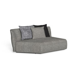 Scacco | Sofa oblique dx | Canapés | Talenti