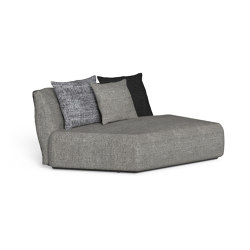 Scacco | Sofa oblique end dx | Sofas | Talenti
