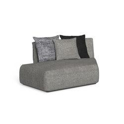 Scacco | Sofa oblique end sx | Divani | Talenti