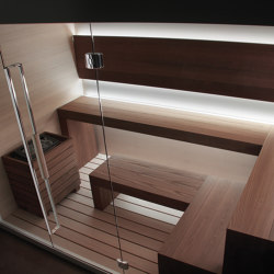Dream Sauna Pro | Saunas | Carmenta | The Wellness Industry